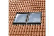 Image for VELUX EKP UK04 0021E Coupled Combination Plain Tile Flashing 134x98cm - 100mm Gap