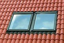 Image for VELUX EKJ SK06 S0021E Coupled Combination Recessed Tile Flashing 114x118cm - 100mm Gap