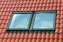 Image for VELUX EKJ MK12 S0021E Coupled Combination Recessed Tile Flashing 78x180cm - 100mm Gap