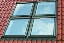 Image for VELUX EKW CK06 S0222 Quattro Combination Tile Flashing 55x118cm - 100mm Gap