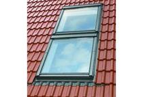 Image for VELUX EKW SK08 S0122 Duo Combination Tile Flashing 114x140cm - 100mm Gap