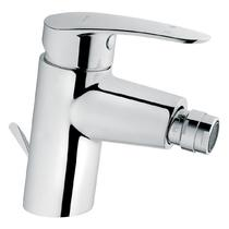 Image for Vitra - Dynamic S Monobloc Bidet Mixer with Pop-up Waste - Chrome