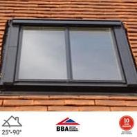 Image for VELUX White Painted GGL MK06 SD5P2  Conservation Window for 15mm Tiles - 78cm x 118cm
