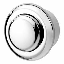 Image for Twyford Air Button, Single Flush, Small Button - Chrome Plated