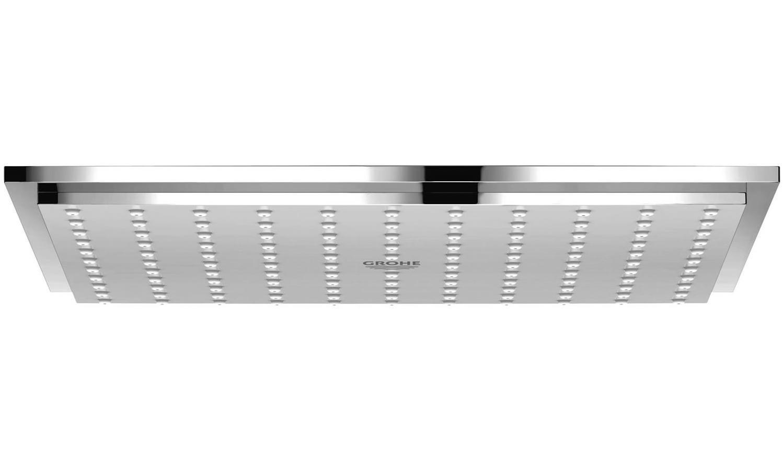grohe rainshower allure 210 ceiling shower 1 spray 27863. Black Bedroom Furniture Sets. Home Design Ideas