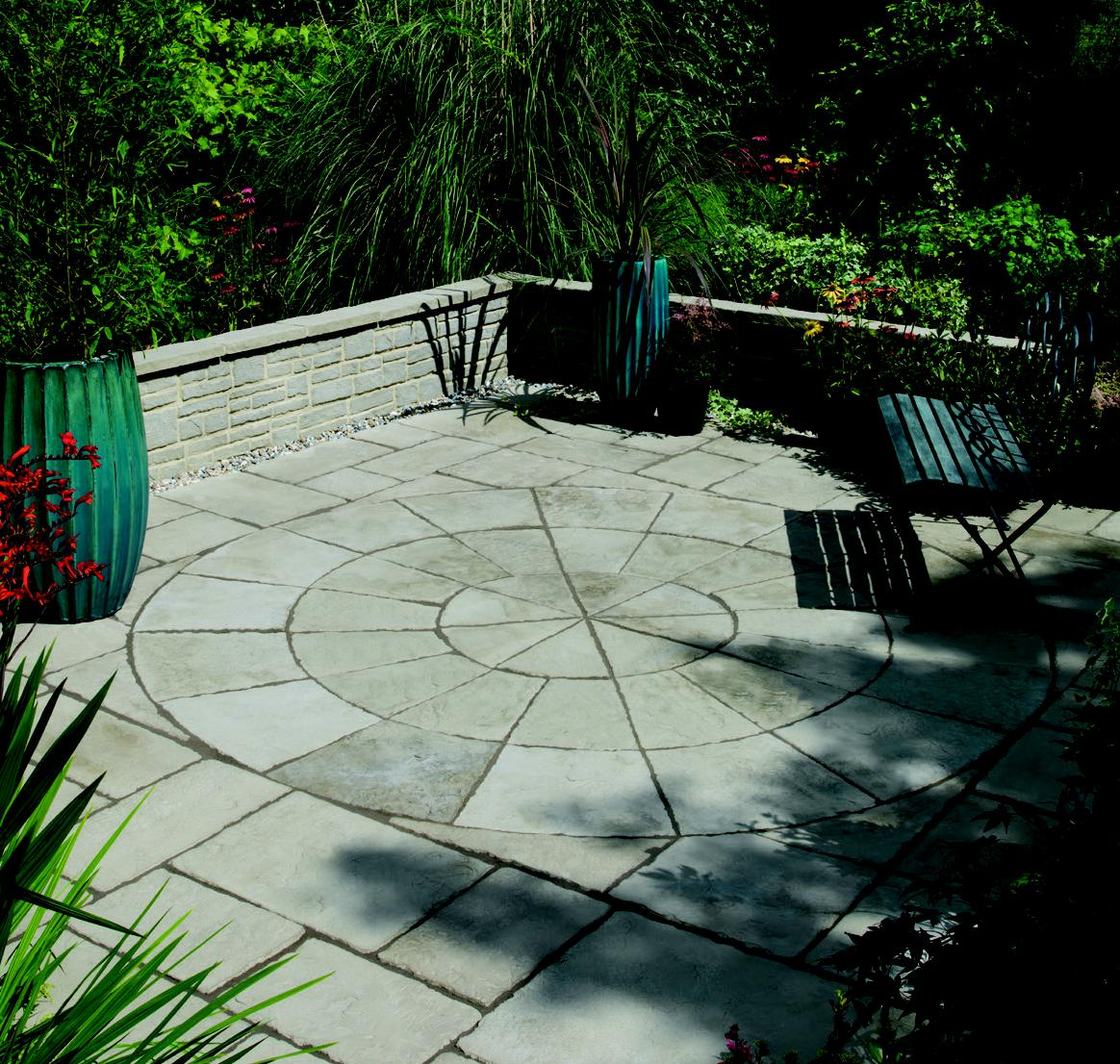 Building And Plumbing Supplies Paving Slabs