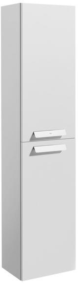 Image for Roca Debba Standard Column Unit 1500 X 345Mm In White