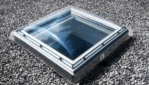 Image for Velux CVP 060060 S00C Clear Manual Opening Flat Roof Window 60x60cm