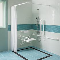 Image for Twyford Doc M Shower Pack , White