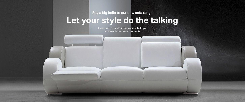 Marshmellow sofa