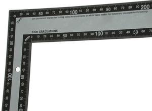 OX Trade 600 x 400mm Carpenters Square