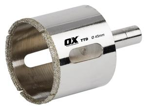 OX Trade Electroplated Diamond Holesaw