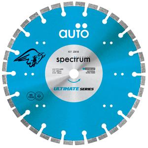 Image for ZX10 AUTO ULTIMATE UNIVERSAL/HARD DIAMOND BLADE
