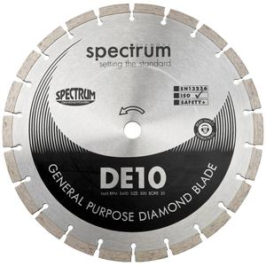 Image for DE10 STANDARD GENERAL PURPOSE DIAMOND BLADE