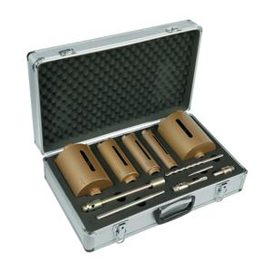 Image for Trade 5 Piece Core Case (38, 52, 65, 117, 127mm & accessories)