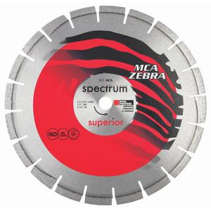 Image for MCA ZEBRA PRO ABRASIVE DIAMOND BLADE