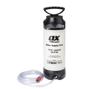 Image for OX Pro Heavy Duty 10 Litre Dust Suppression Water Bottle