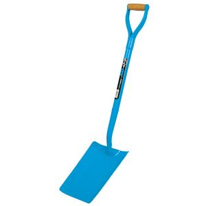 Image for TRADE SOLID FORGED TAPER MOUTH SHOVEL