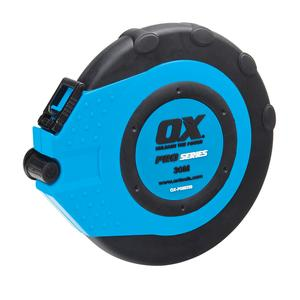 Image for PRO CLOSED REEL TAPE MEASURE - 30M / 100FT