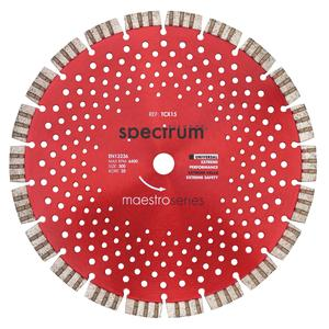 Image for TCX15 PRO UNIVERSAL TURBO SEGMENTED DIAMOND BLADE