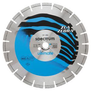 Image for ZCA ZEBRA ULTIMATE ABRASIVE DUAL PURPOSE FLOORSAW DIAMOND BLADE