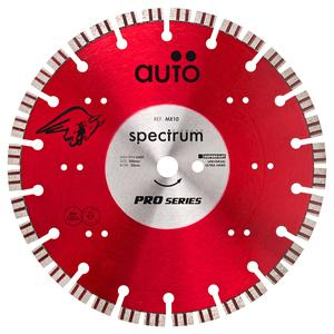 MX10 SUPERFAST PRO UNIVERSAL/HARD DIAMOND BLADE