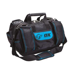Image for PRO OX SUPER OPEN MOUTH TOOL BAG