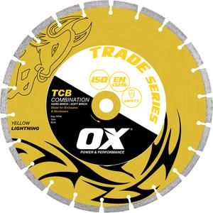 Image for OX Trade TCB Bench Saw Diamond Blade - Combination