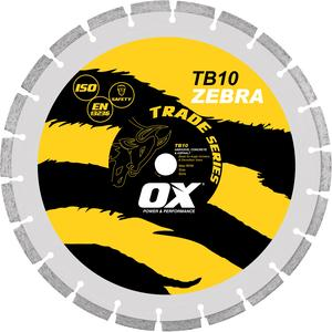 Image for OX Trade Turbo Diamond Blade - Abrasive