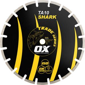 Image for OX Trade Turbo Diamond Blade - Asphalt
