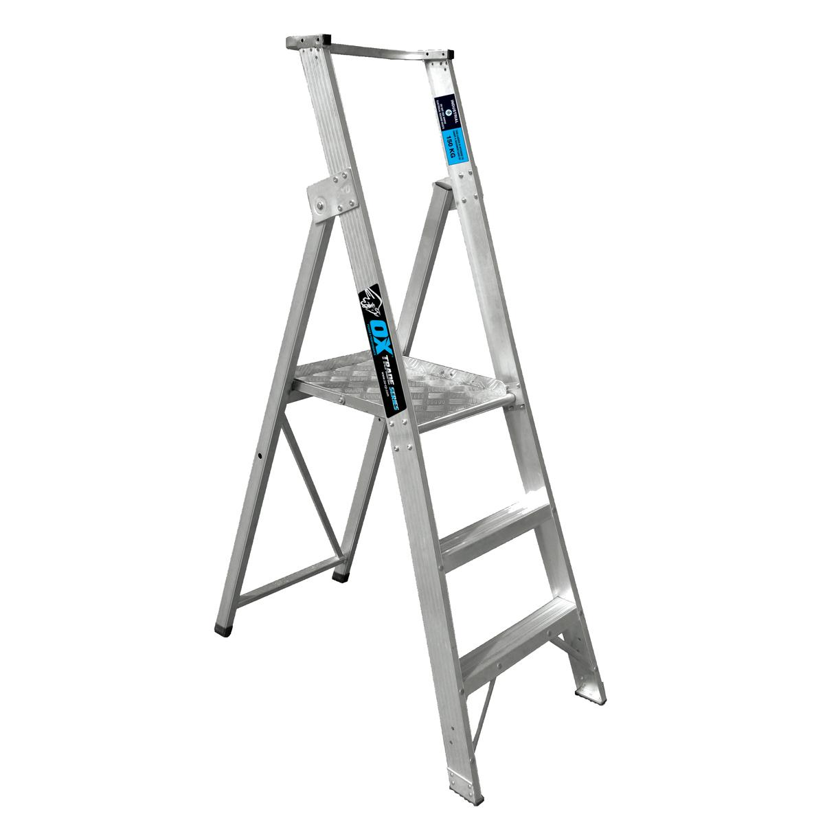 Image for OX Trade Platform Ladder - 150kgs
