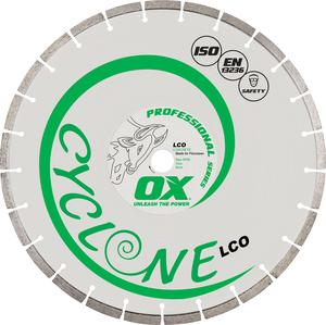 Image for OX Professional LCO Segmented Diamond Blade