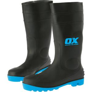 Image for OX Steel Toe Safety Gumboots