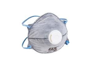 Image for OX P2V Dust Mask with Carbon Filter - Box of 12