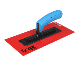 Image for OX Pro Red Texture Finishing Trowel 130 x 280mm