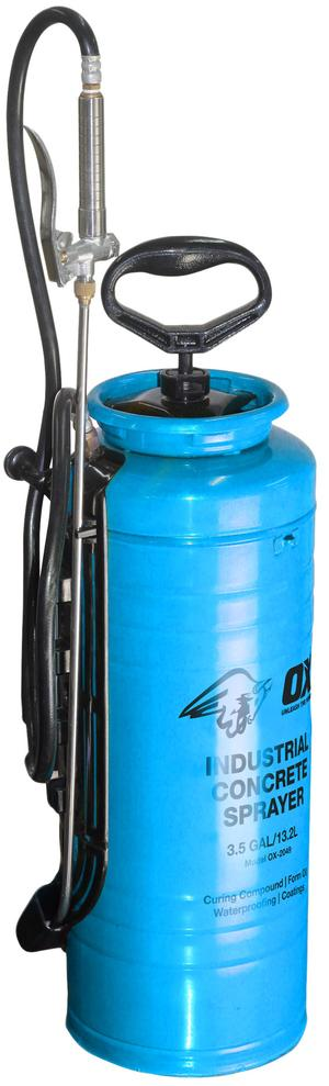 Image for OX Stainless Steel Concrete Sprayer - 13.2L