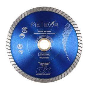 "Image for OX Ultimate 4"" Fine Turbo Diamond Blade"