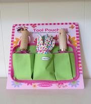 Little Pals gereedschapstas voor kinderen in het rose
