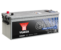 Cargo Deep Cycle Batteries (GM) - Glass Matt Separators