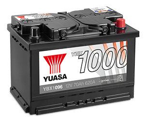 YBX1000 CaCa Batteries