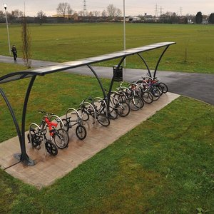 Apollo Cycle Shelter