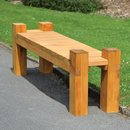 Alveston Timber Bench