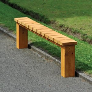 Willington Timber Bench