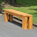 Broomhall Timber Bench