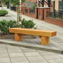 Whitwell Timber Bench