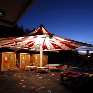Big Top Tensile Canopy