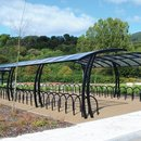 Lightwood Cycle Shelter - Run of Four and Run of Two