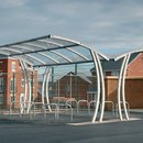Lightwood Cycle Shelter - Back to Back