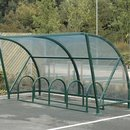 Regal Cycle Shelter - Run of Three