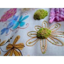 Thread and Texture - Beginners Free-machine Embroidery Course